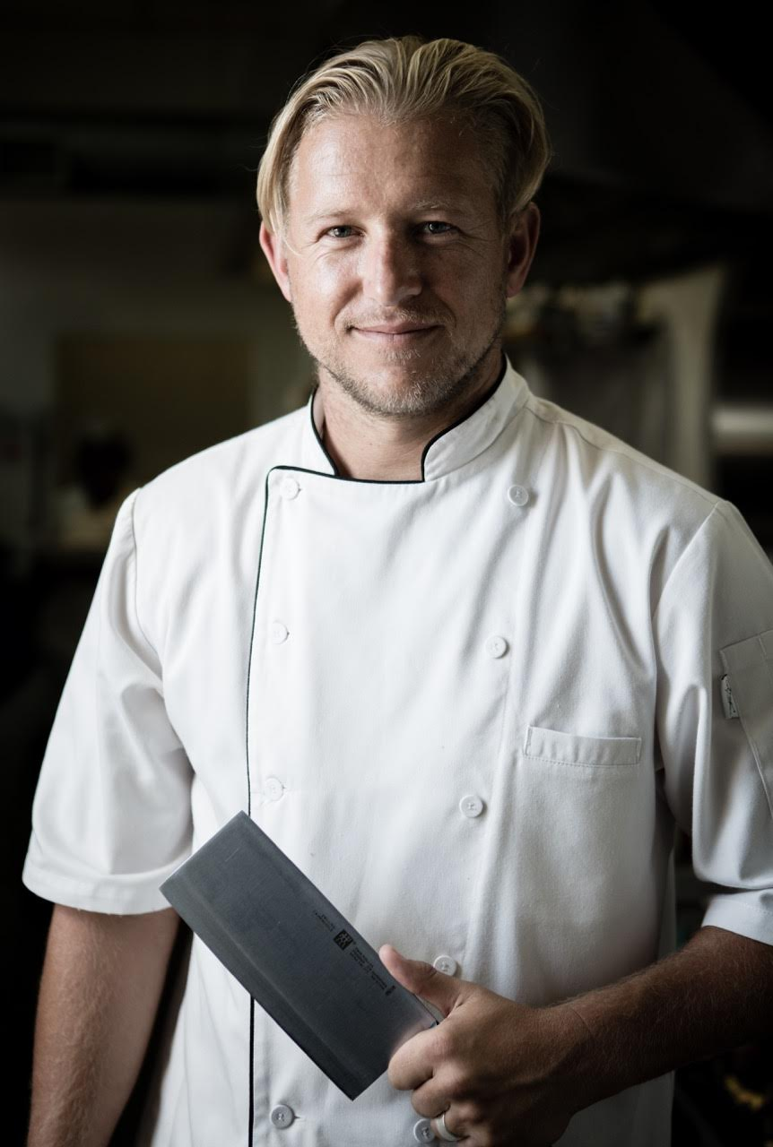 Owner & Head Chef, Greig Walker