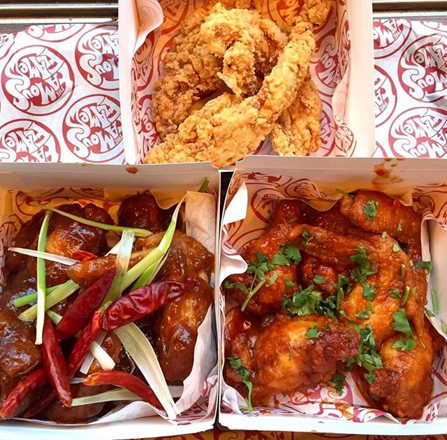 It's Tuesday so that means one thing - UNLIMITED WINGS ALL DAY FOR ONLY £15 PER PERSON! #wingtuesdays  Photo credit: @londonfoodbabes