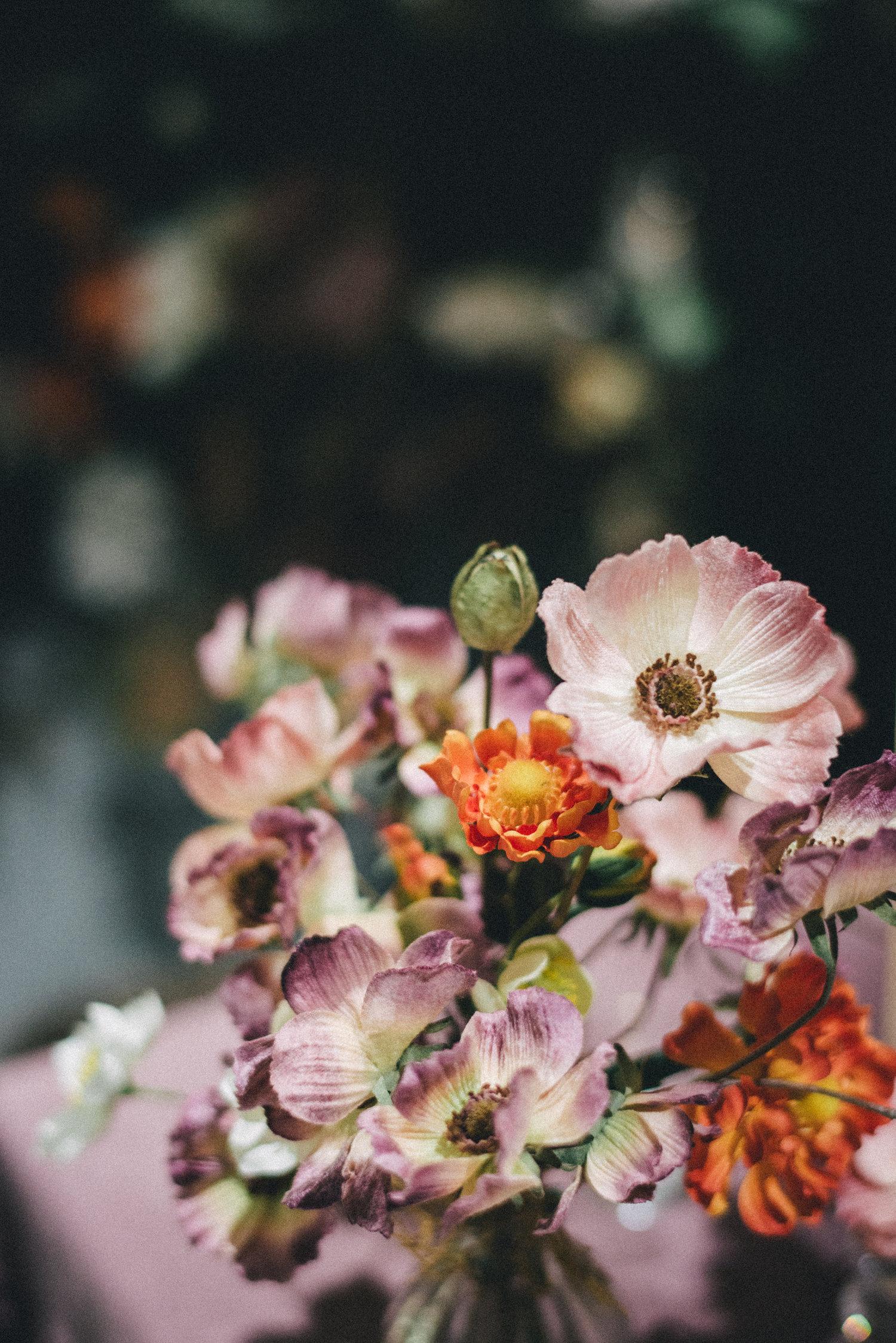 KITTEN GRAYSON FLOWERS