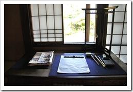 Rohan Koda's desk