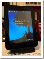Cruz Kindle App Starting