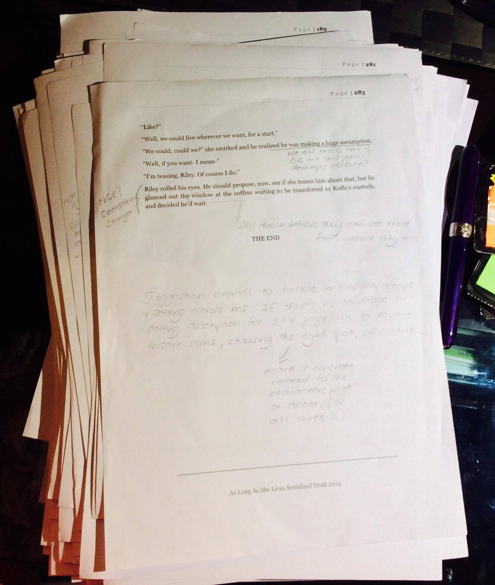 Annotated Manuscript