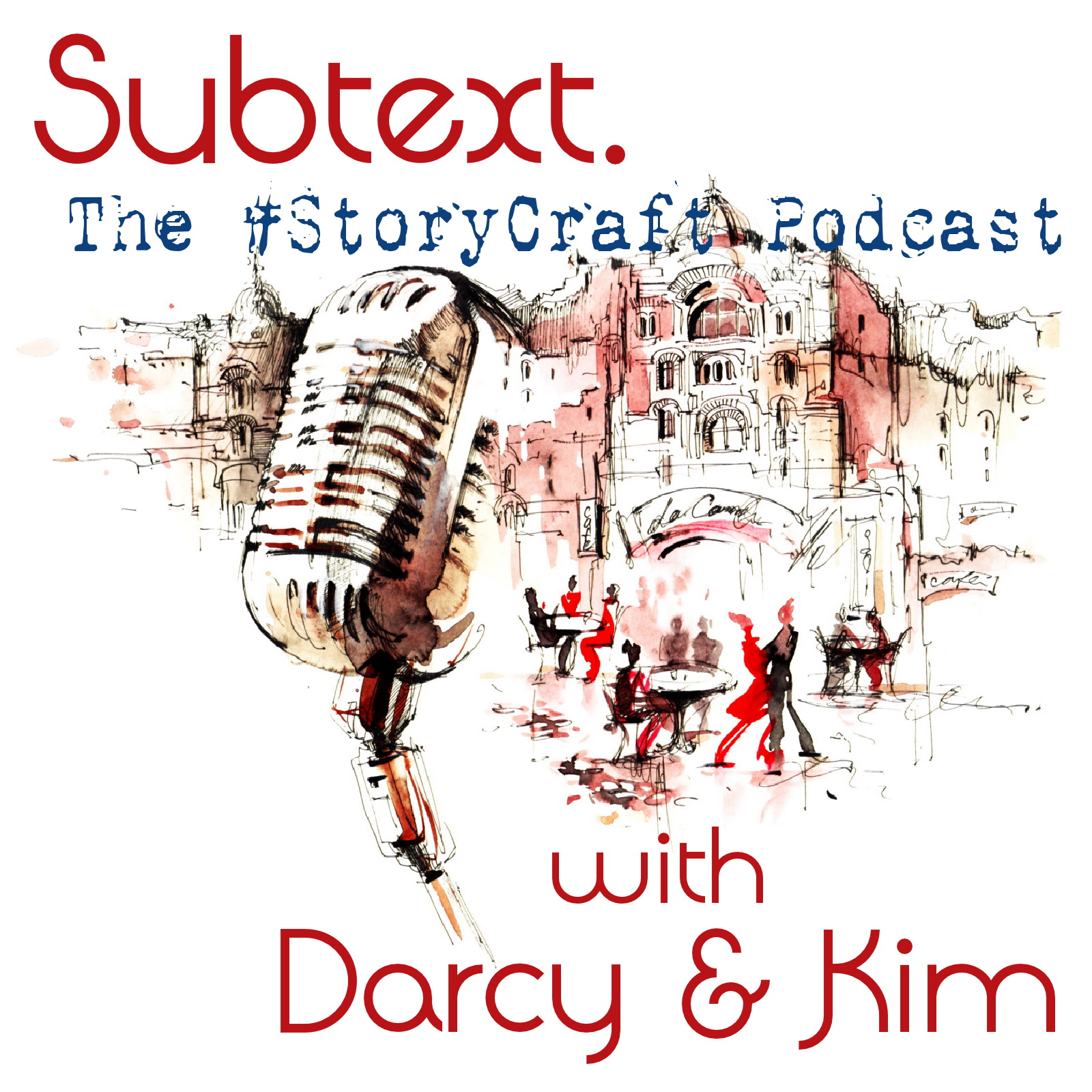 Subtext, The #StoryCraft Podcast
