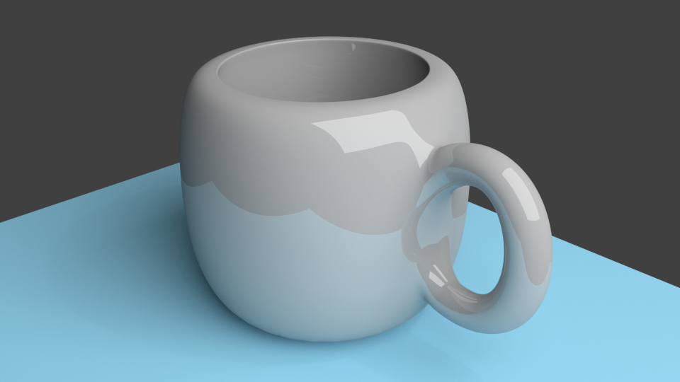 Blender Cup Beginner Tutorial