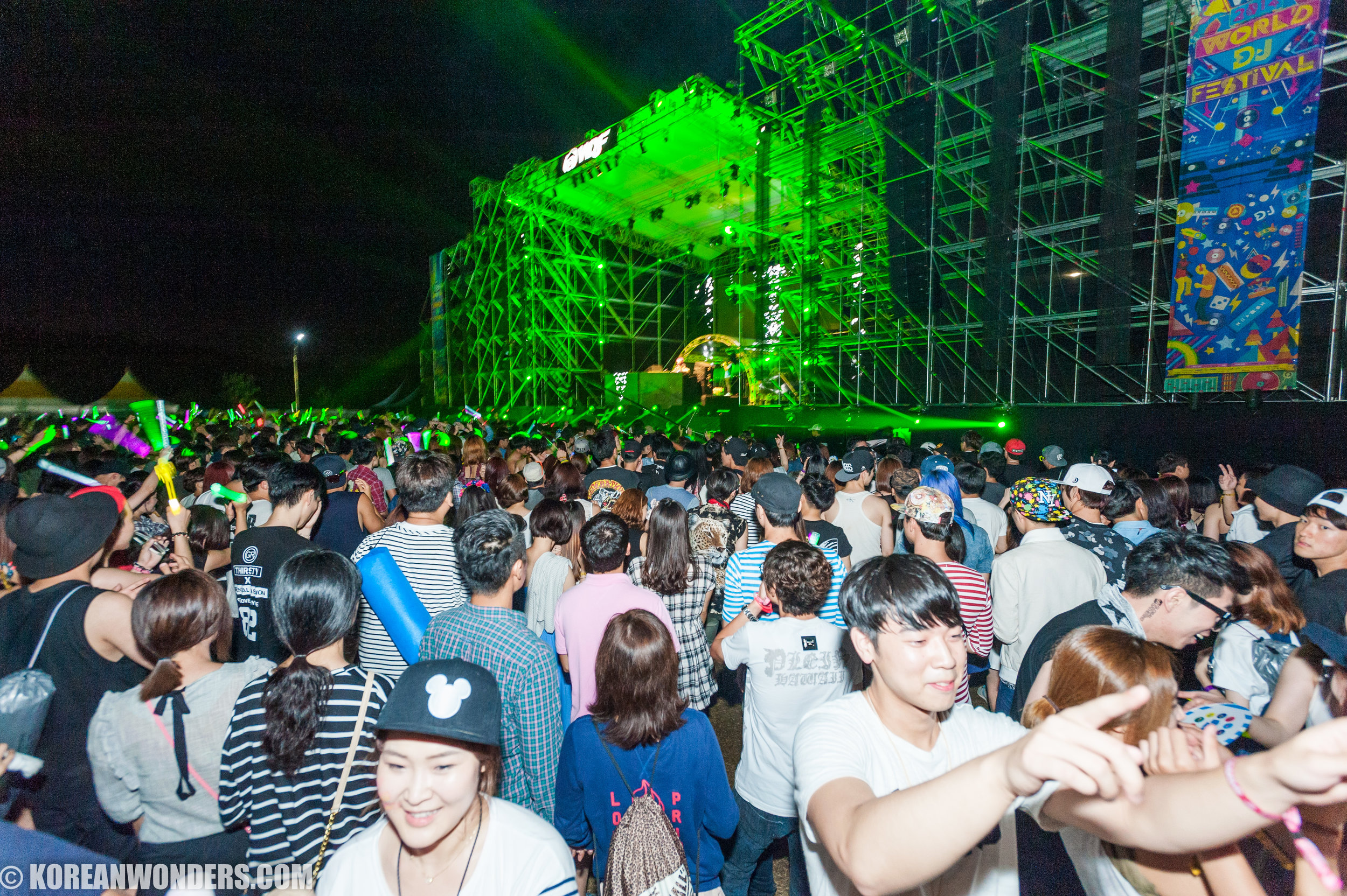 World DJ Festival 2014 - Yangpyeong, Korea