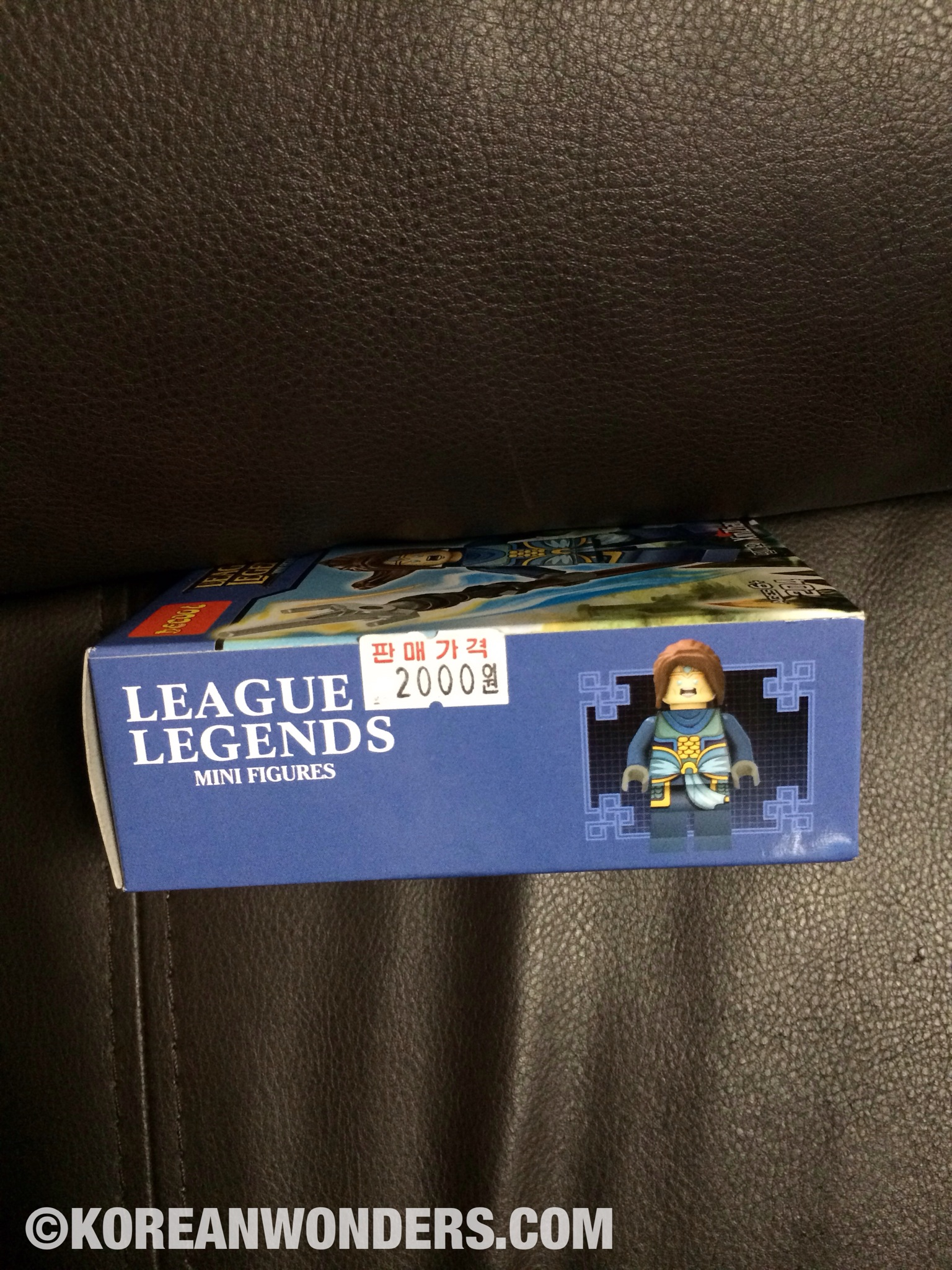 Xin Zhao LOL Mini figure