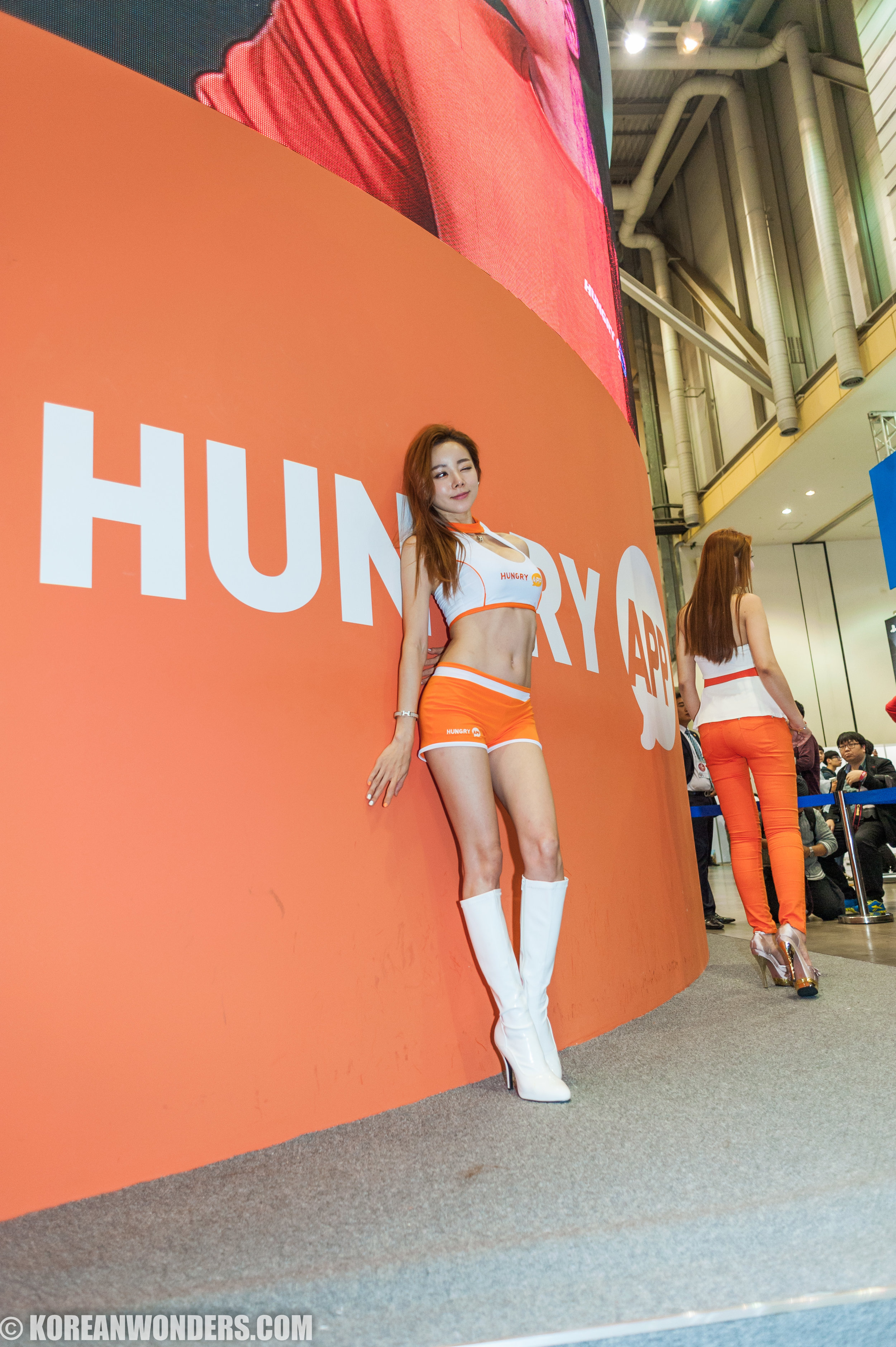 GSTAR 2014, Busan, Korea