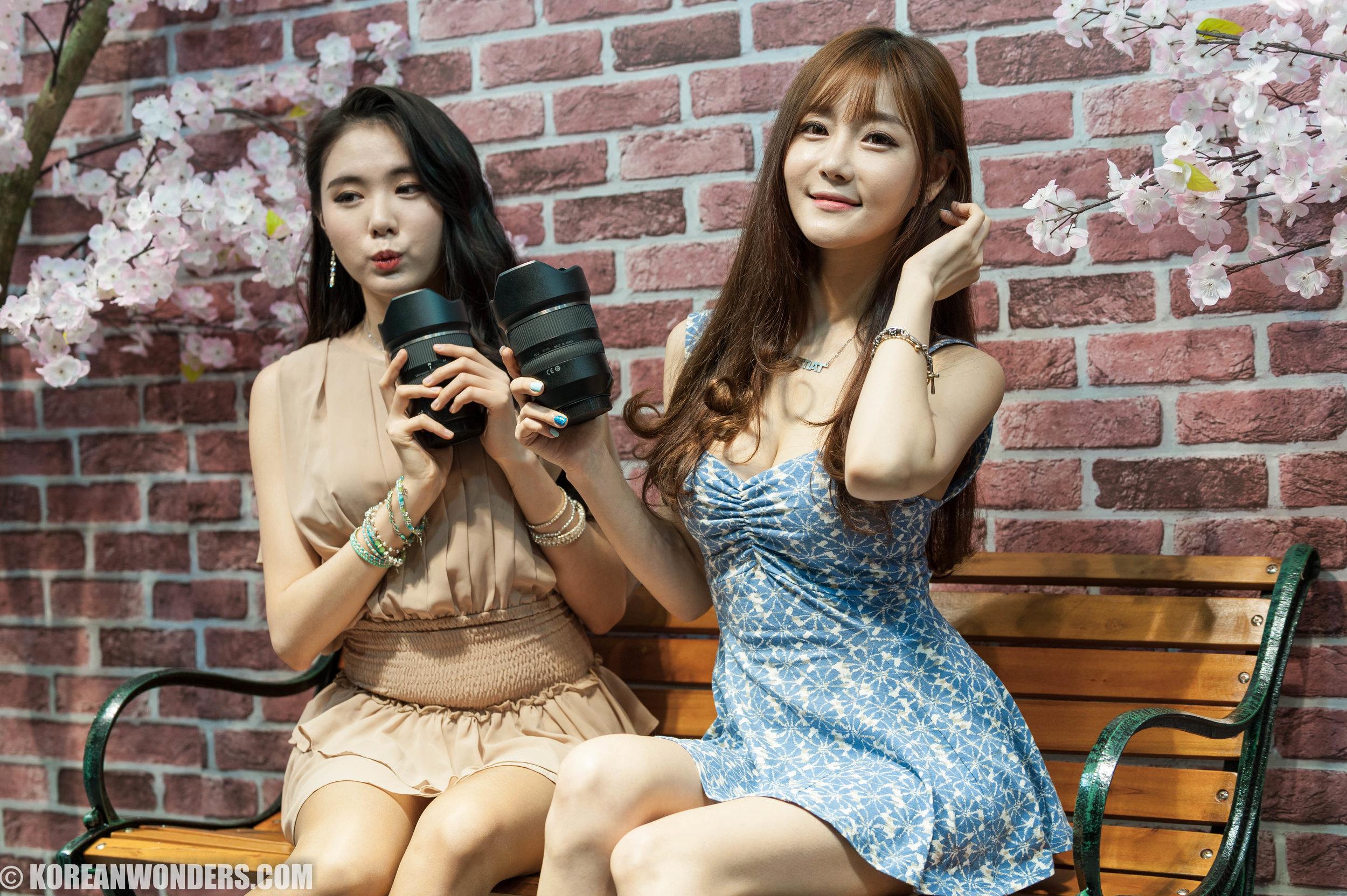 민유린 - MIN Yu Rin and 최슬기 - CHOI Seul Gi