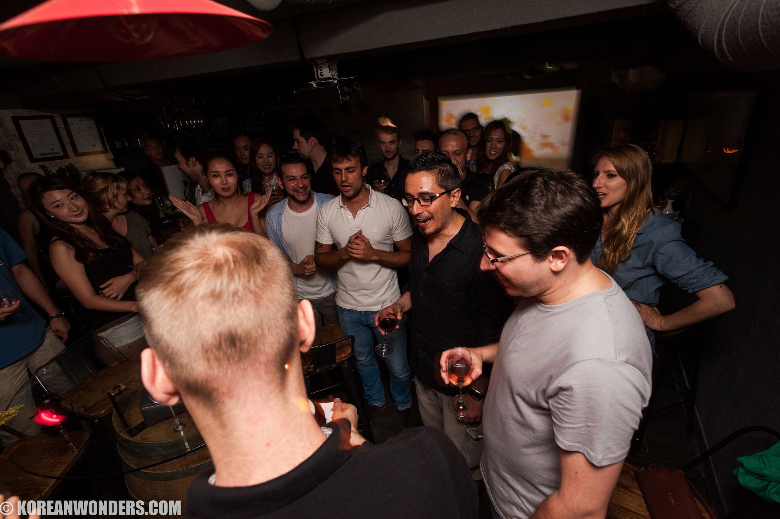 Julien's 30th Birthday @Le Moulin (2015.07.25)