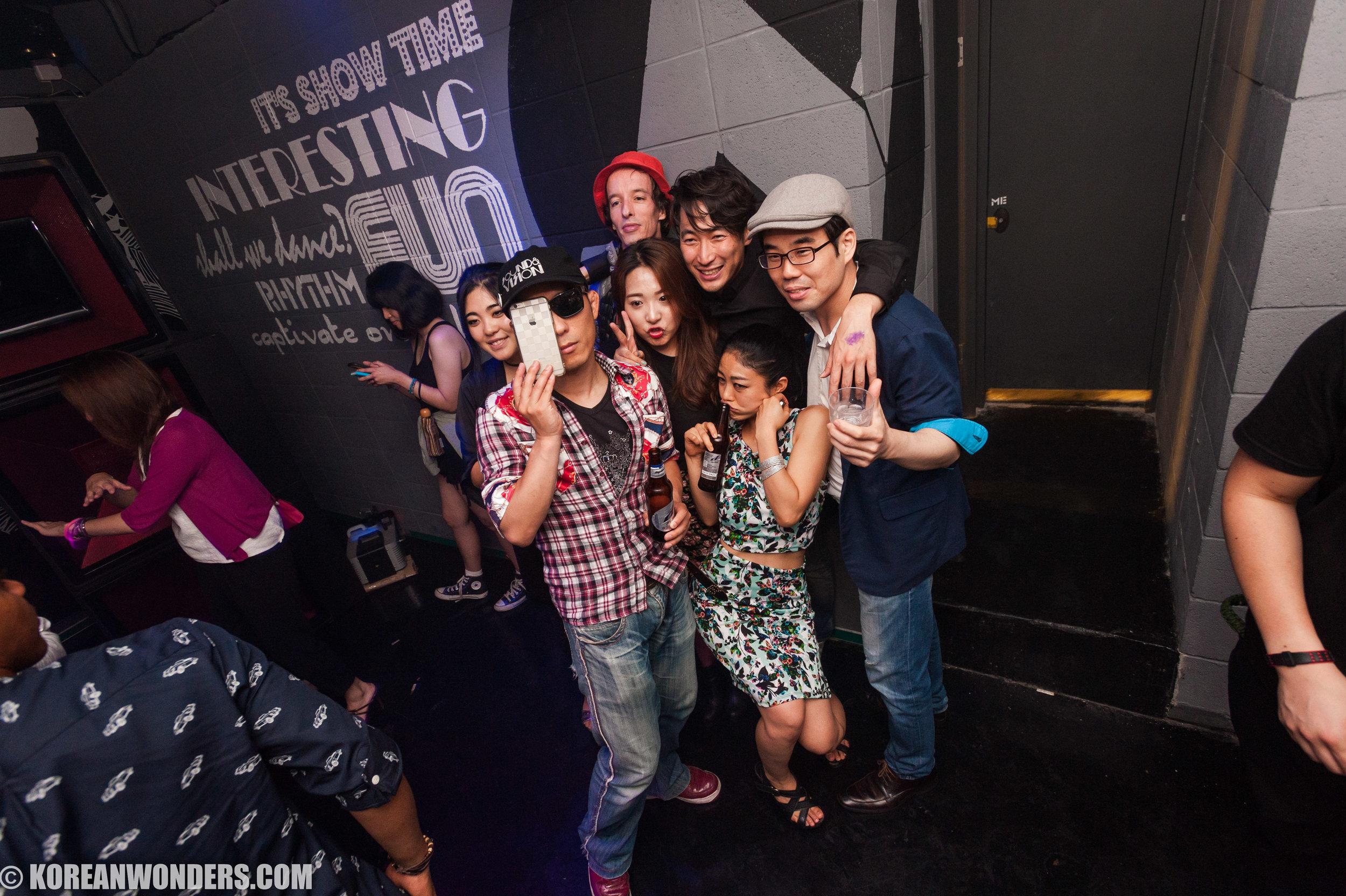 Nomco, Itaewon (2015.07.25)