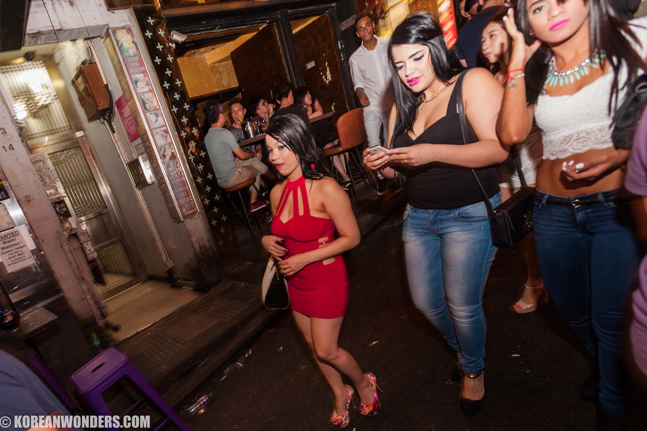 Crazy Night in Hong Kong (2015.08.01)