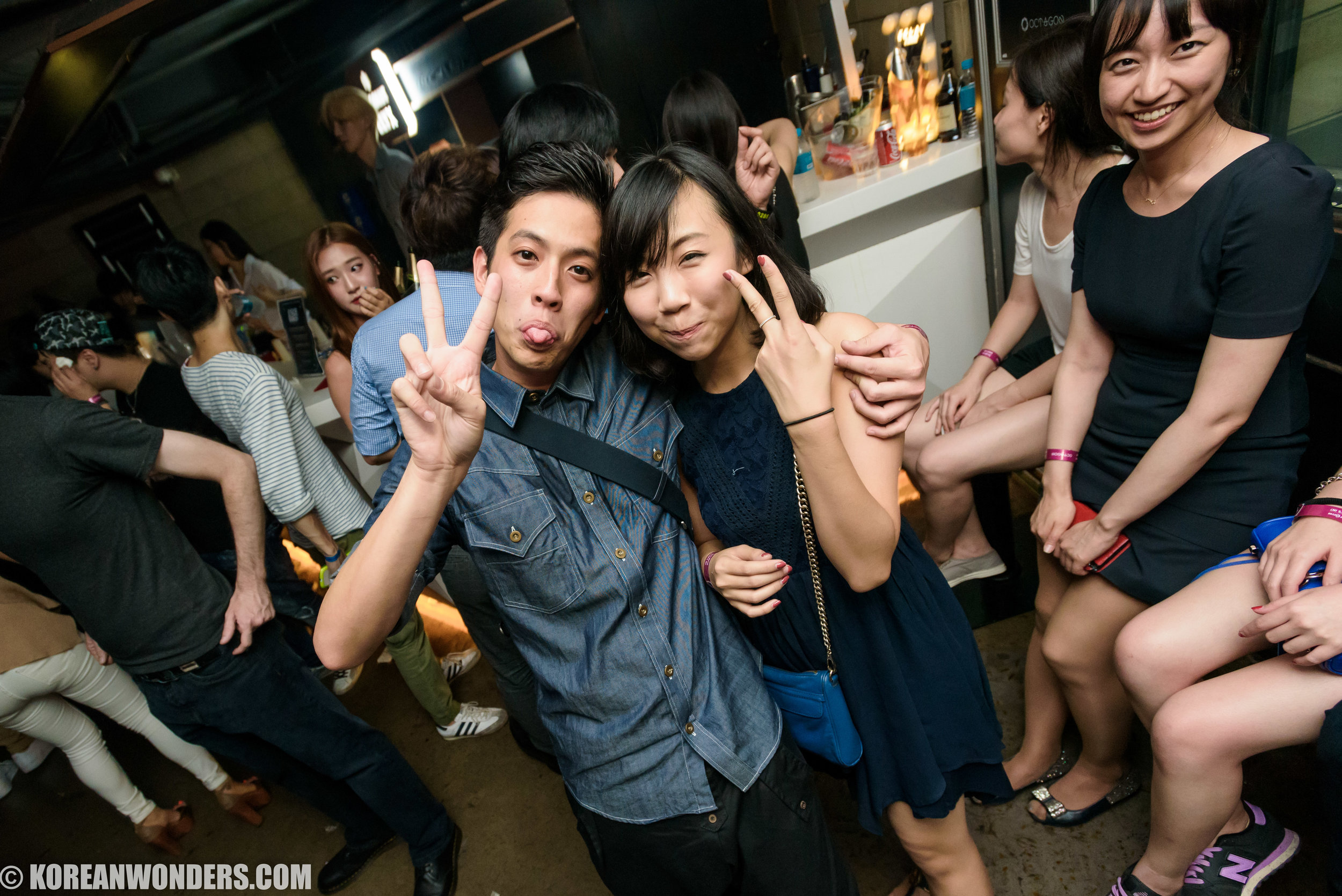 Party at Club Octagon (2015.08.15)