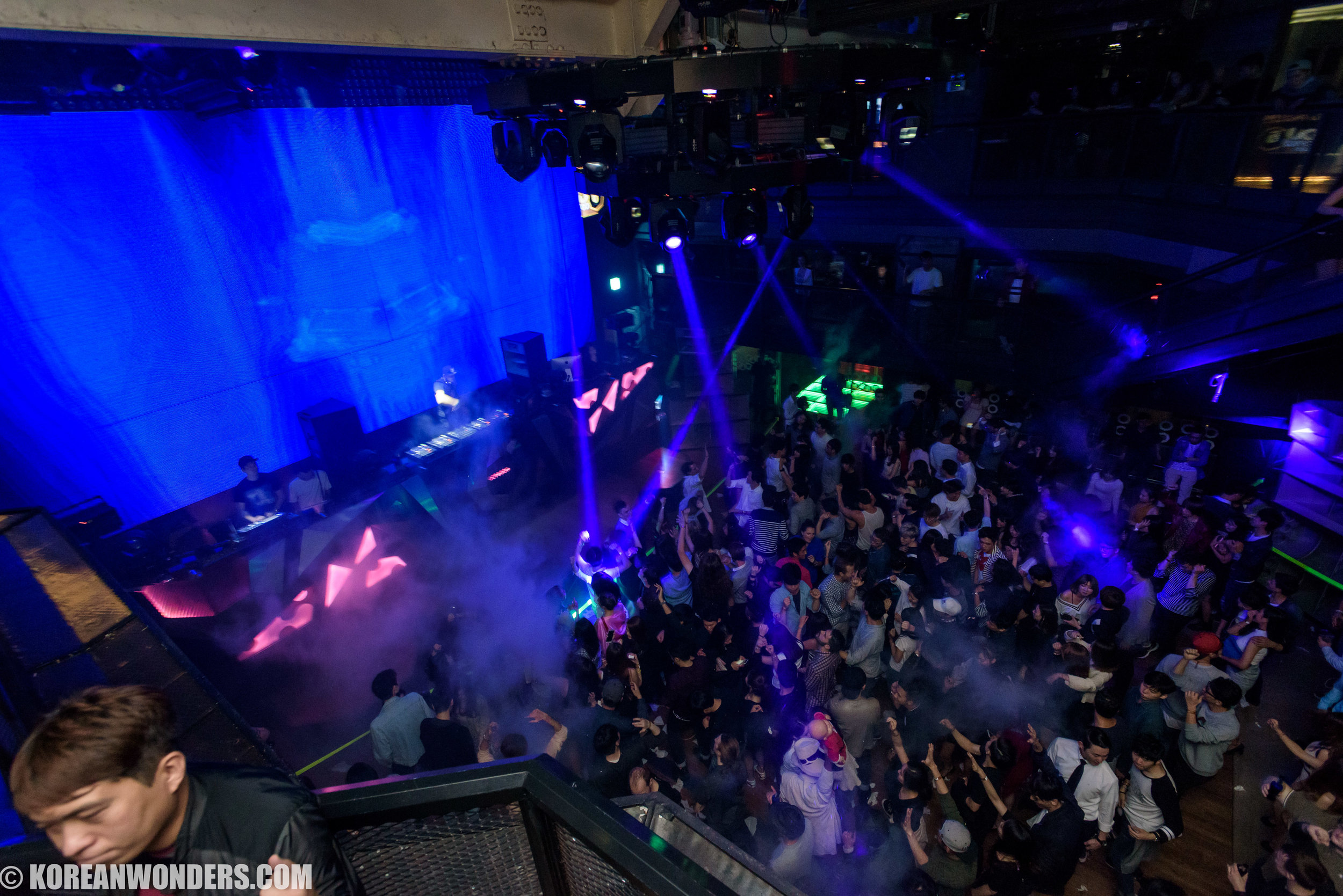 Party at Club Octagon - 2015.10.02 (Fri)