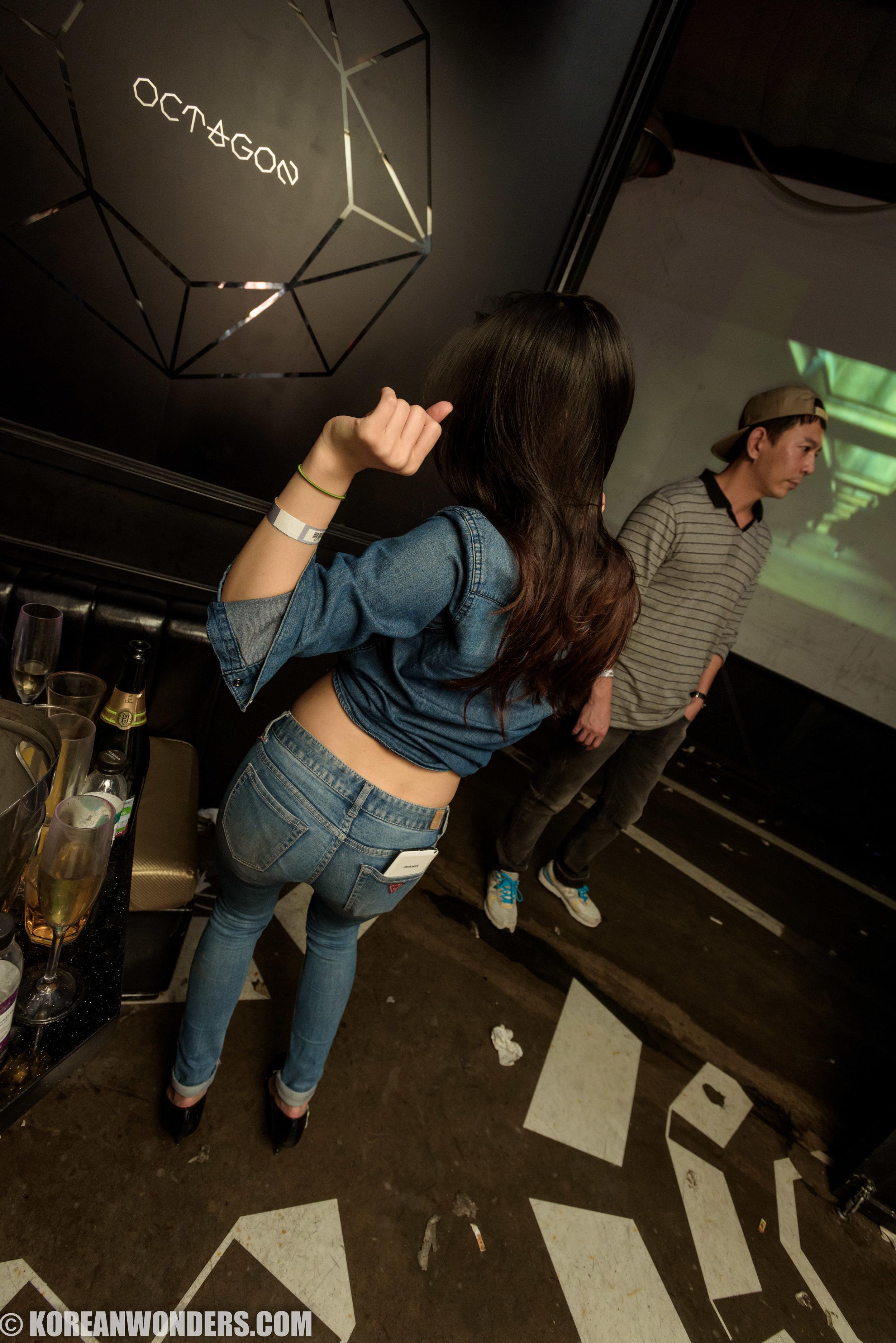 Party at Club Octagon - 2015.10.02 (Fri)