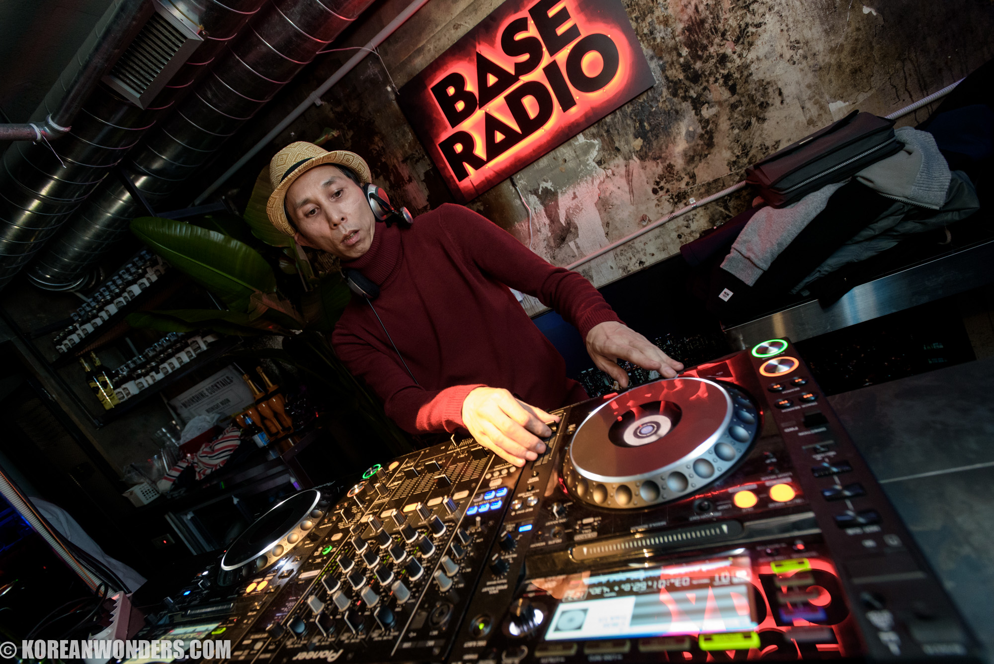 BASE RADIO Party at Midnight Seoul - 2015.12.19 (Sat)
