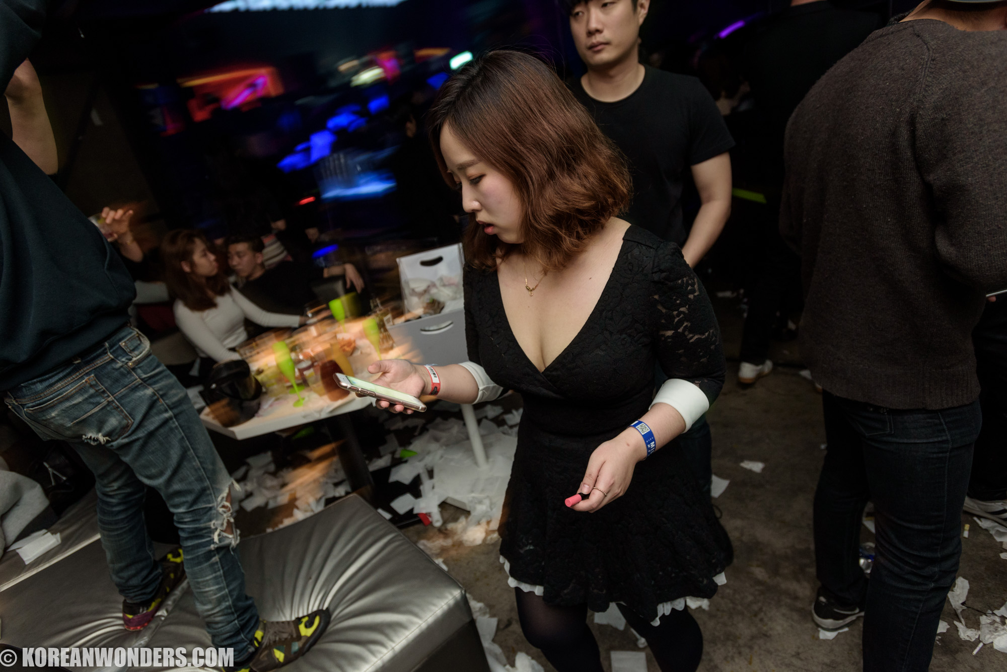 Party at Club Octagon - 2016.02.19 (Fri)