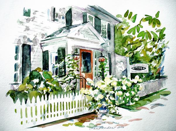 1770 House, East Hampton, NY