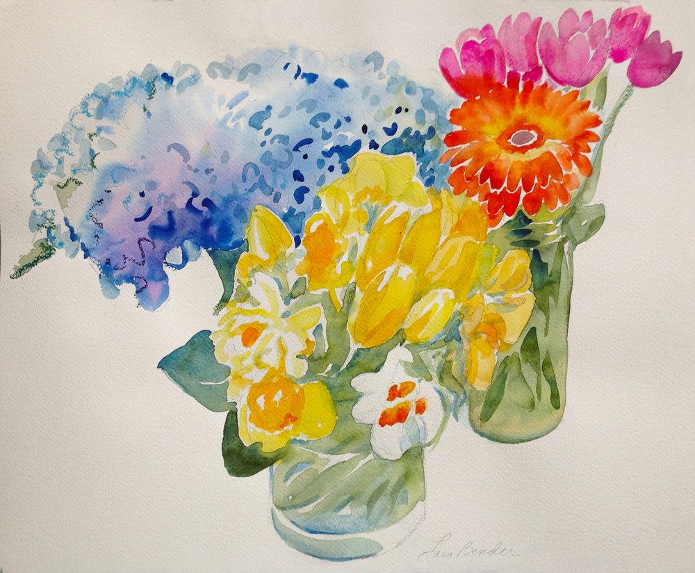 Daffodilsl, etc.