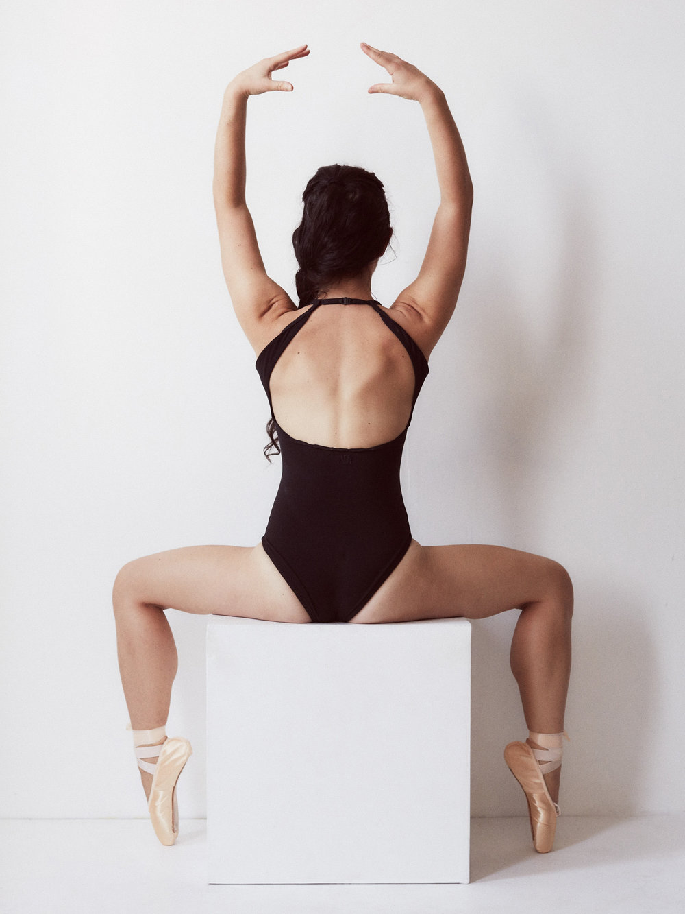 Amateur Ballerina Adult Ballerina Ballet Pointe Shoes