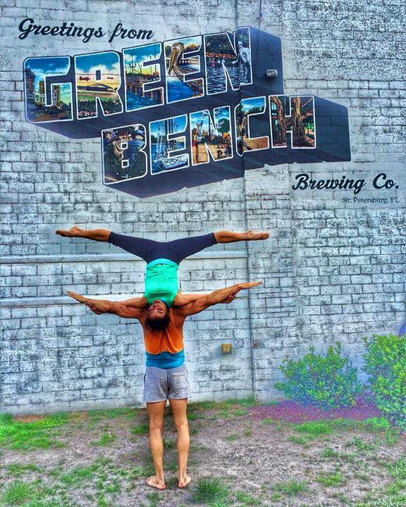 Image Courtesy of  AcroYoga Tampa Bay and Beyond , edited by Mary Ho.