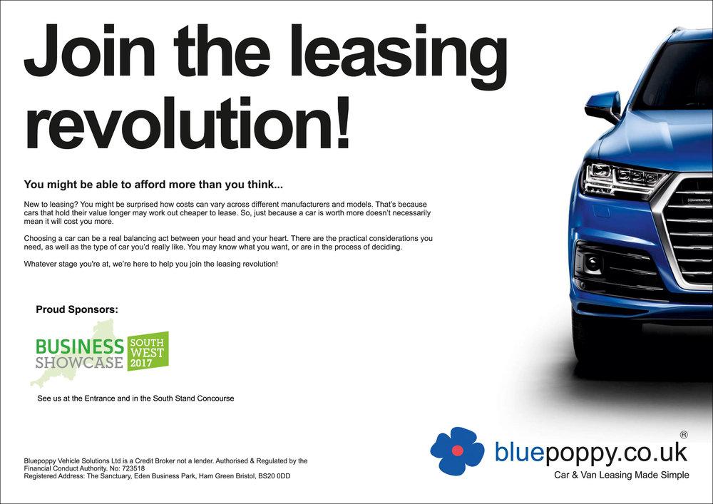 Sponsor Blue Poppy