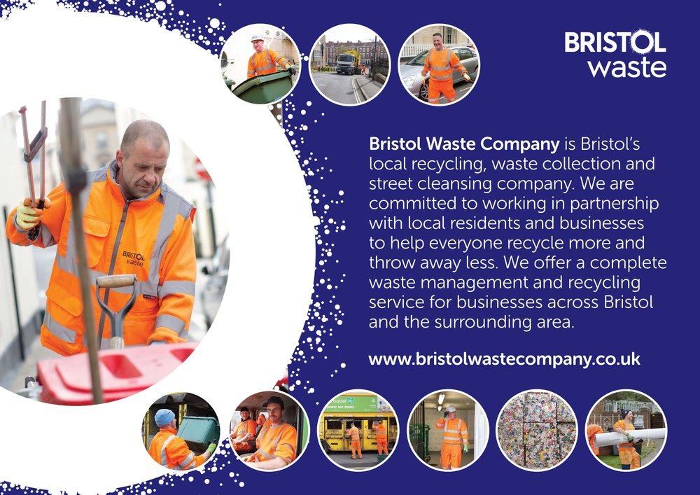 Sponsor Bristol Waste
