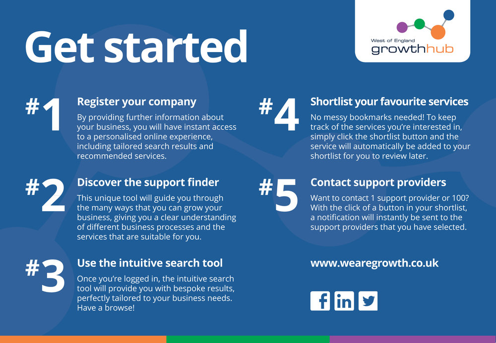 Sponsor West of England Growth Hub