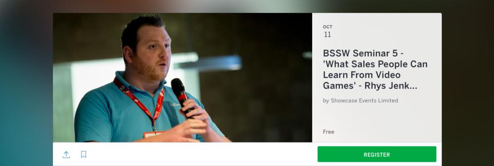Click here to Book Free Tickets Now - https://rhys-jenkins-salesjoe-seminar.eventbrite.co.uk