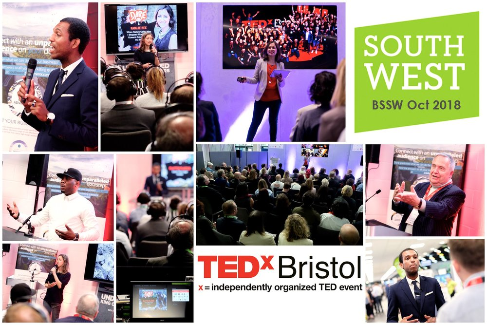 TEDxBristol at our previous BSSW Events