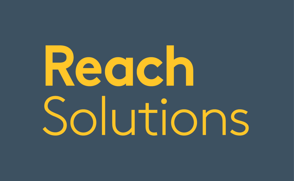 Reach Solutions - Stacked - Yellow on Blue - 300dpi.png