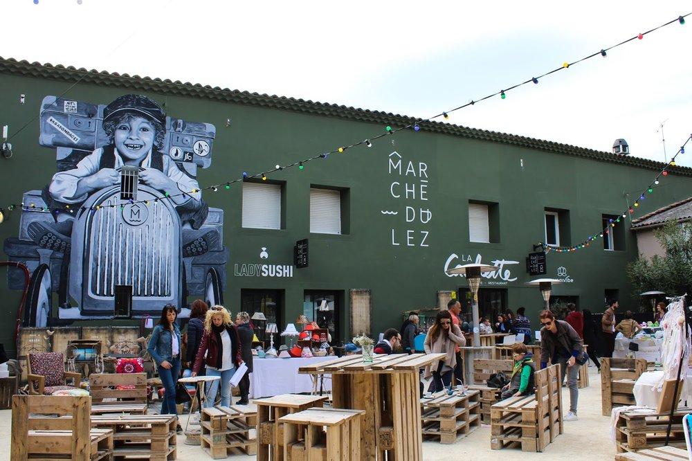 Marché du Lez  (Montpellier)