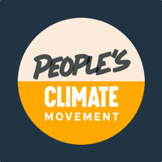 Climate Movement - Postcard
