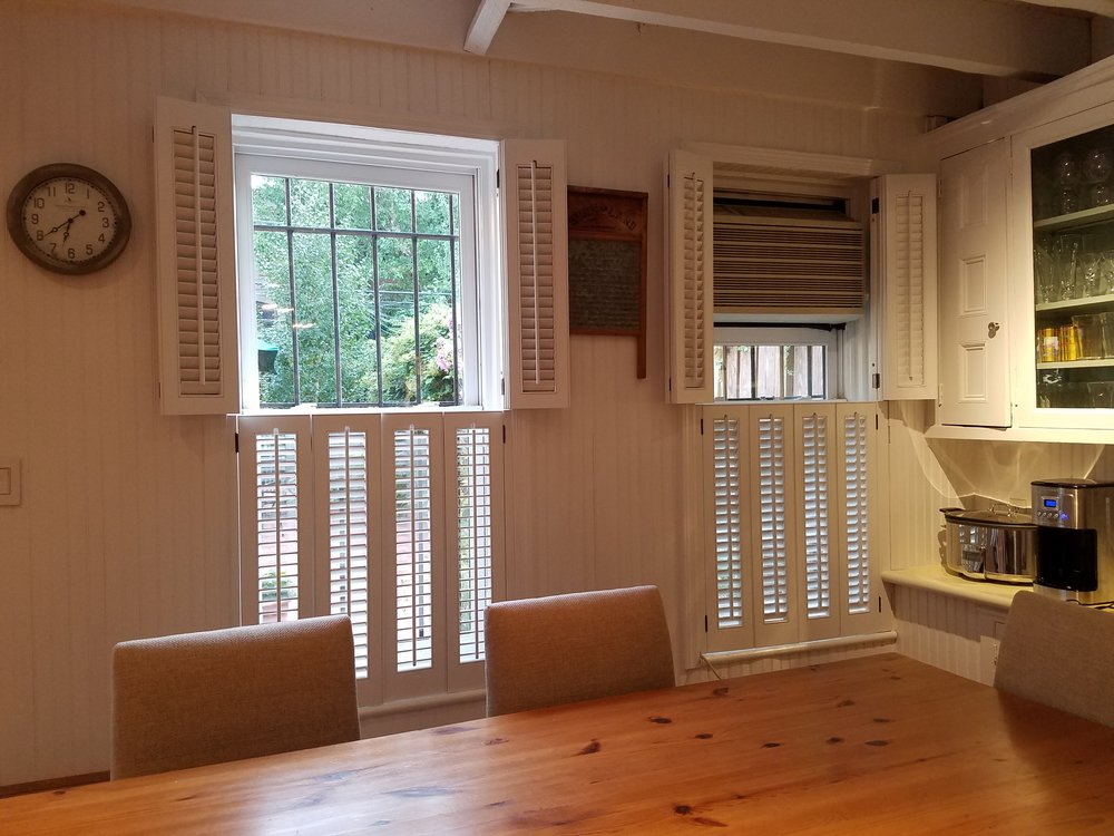 Park Slope Louvered Shutters