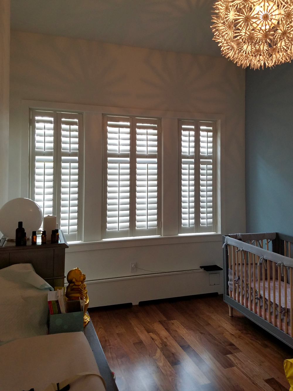 Plantation shutters NYC