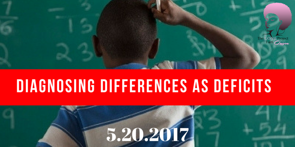 "OKC!!!! MAKE SURE YOU ALL ATTEND ""Diagnosing 'Differences' as 'Deficits': Segregation in the Educational System"" Saturday, May 20, 2017, 2:30 PM at Ralph Ellison Library (2000 NE 23rd Street, Oklahoma City, Oklahoma, 73111)"