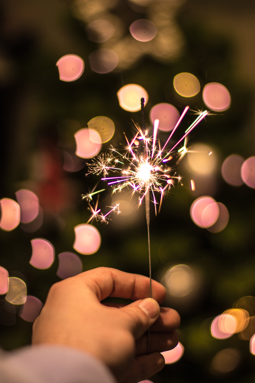 Find the spark and make magic together!