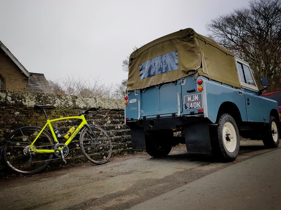 Car or bike?