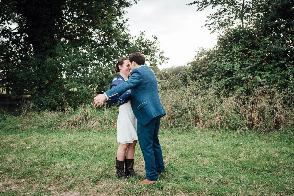 Norfolk Countryside Wedding