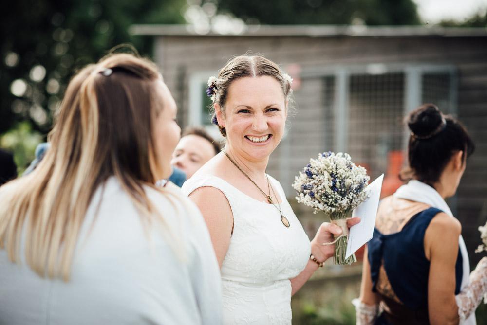 Norfolk Festival Wedding
