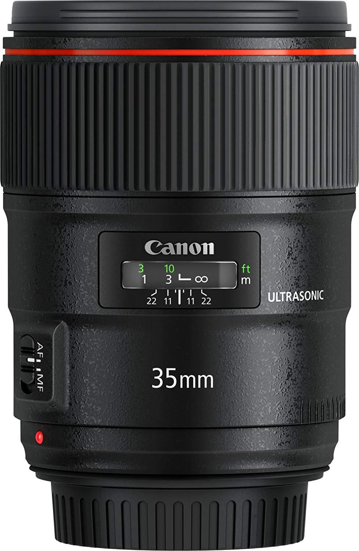 CANON 35MM 1.4