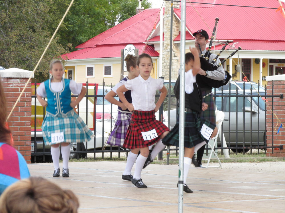 Salado Highland Games