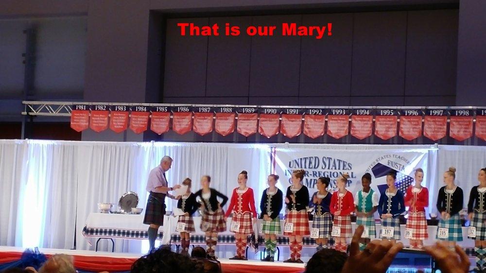 Murphy Highland Dance