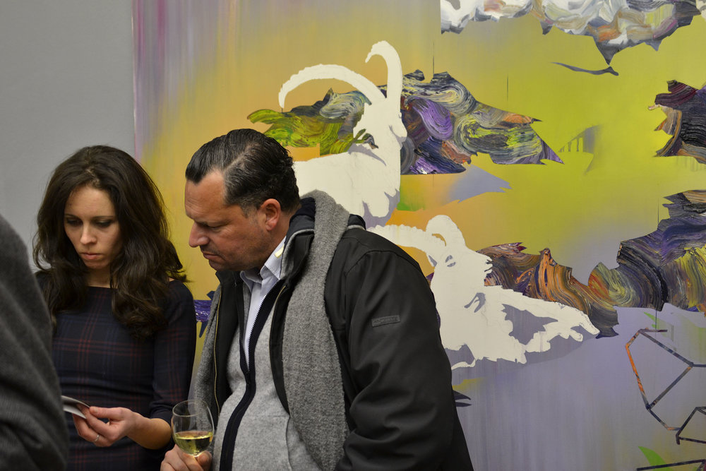 Matthias Moravek, %22Geroell%22, exhibition view8, 2014.jpg