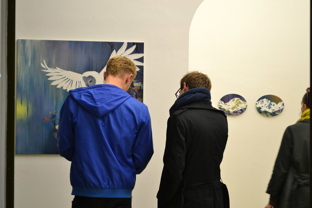 Matthias Moravek, %22Gran Paradiso%22, exhibition view8, 2011.jpg