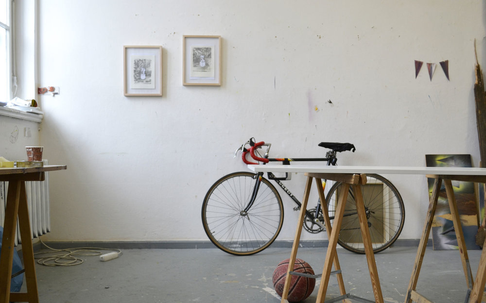 Matthias Moravek Studio Berlin