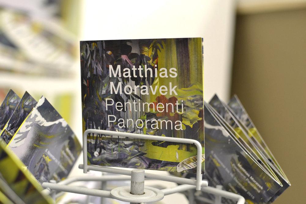 Pentimenti Panorama  Galerie Greulich Frankfurt/Main, 2015