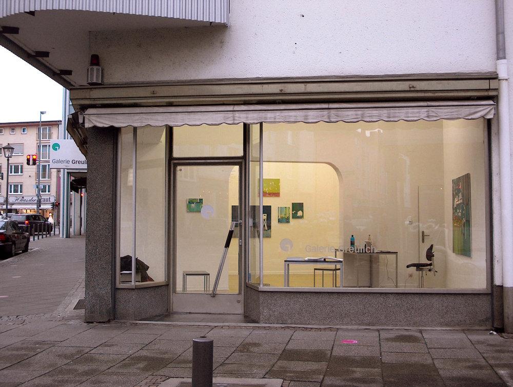 Objekt Wildfang  Galerie Greulich Frankfurt/Main, 2007