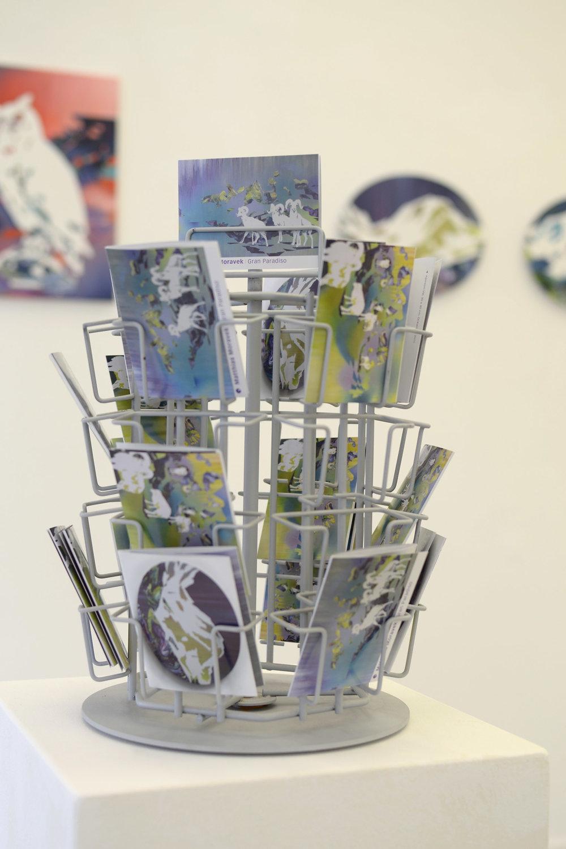Matthias Moravek, %22Gran Paradiso%22, exhibition view10, 2011.jpg