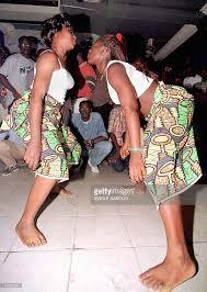 Ancient dance Mapouka