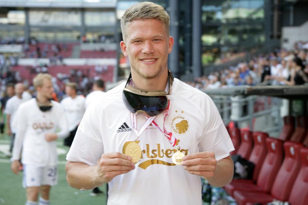 Flere guldmedaljer.